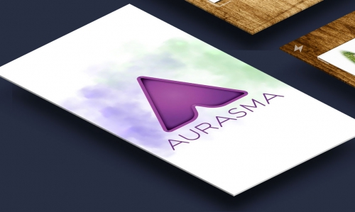 Aurasma interactieve folder Comcorde+