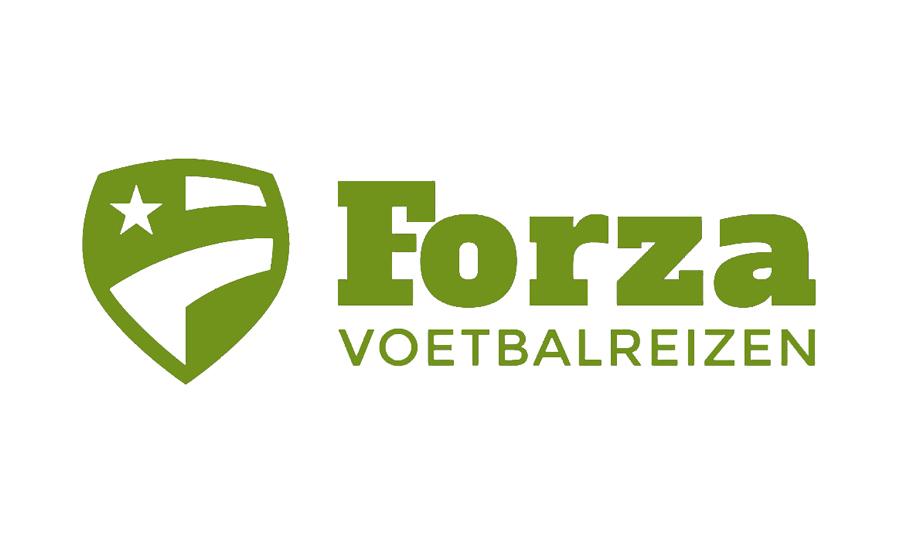 Ontwerp beeldmerk Forza Sport Travel - Comcorde+