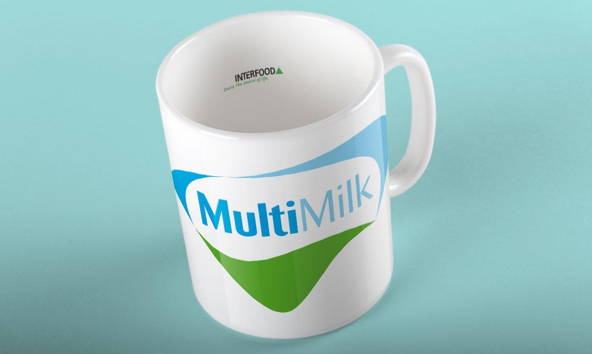 Ontwerp product logo MultiMilk