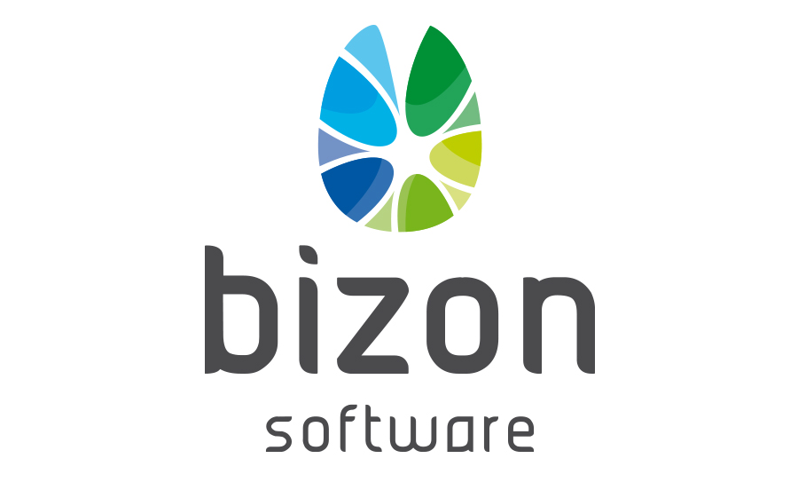 Logo ontwerp Bizon Software - Comcorde+
