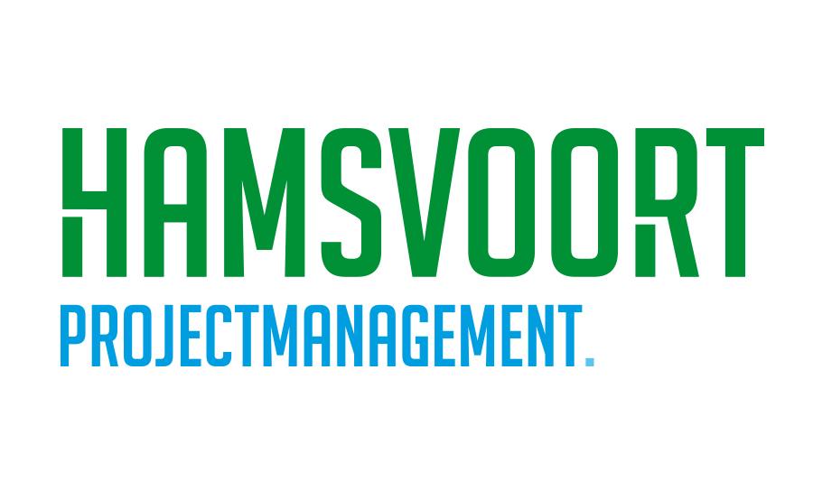 Logo ontwerp Hamsvoort Projectmanagement - Comcorde+
