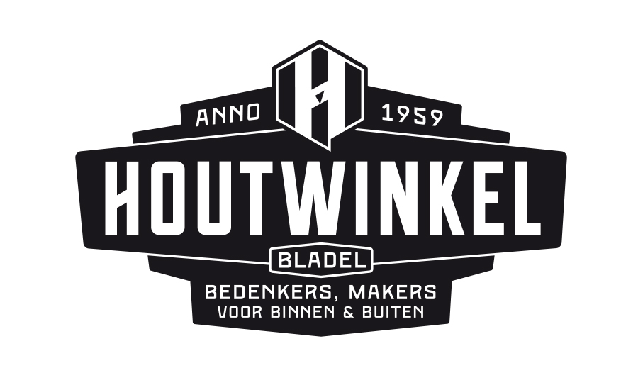 Logo Houtwinkel Bladel - Comcorde+