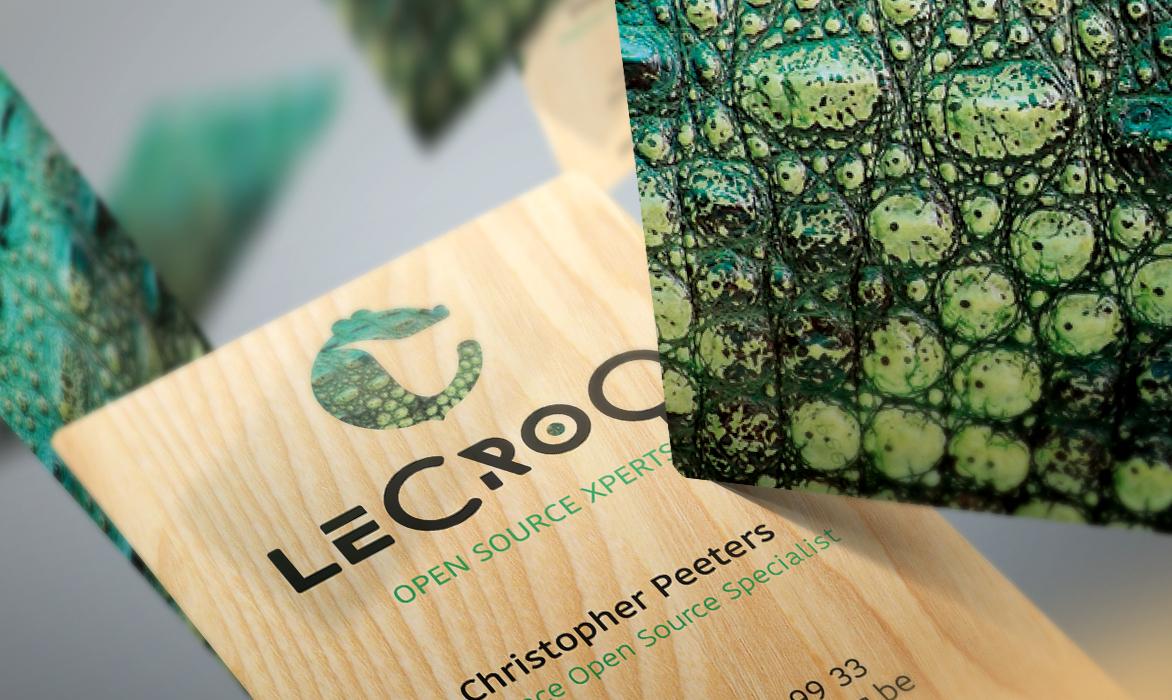 Ontwerp logo leCroq